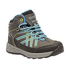 Regatta - Kids Brown 'Samaris' walking boot