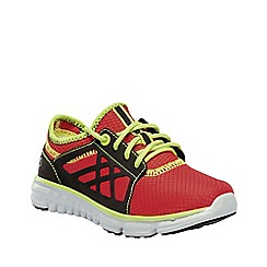 Regatta - Red 'marine sport' kids shoes