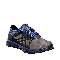 Regatta - Black 'marine sport' kids shoes