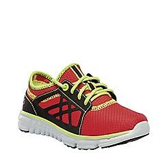 Regatta - Red 'marine sport' kids shoes