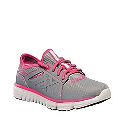 Regatta - Grey 'marine sport' kids shoes