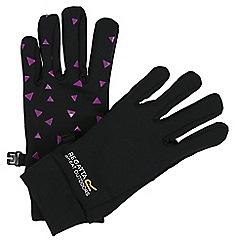 Regatta - Mixed 'Grippy' kids gloves