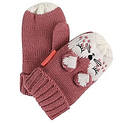 Regatta - Mixed 'Animally' kids mittens
