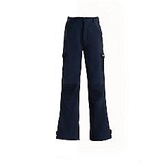 Regatta - Blue 'winter softshell' trousers
