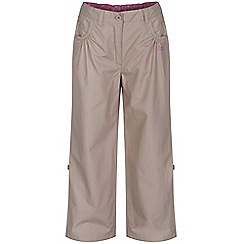 Regatta - Girls Natural doddle adjustable trouser