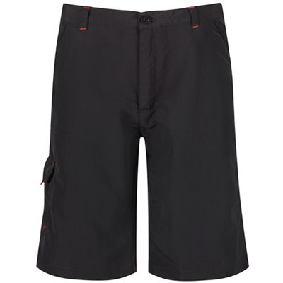 c44cb050c3 Regatta Boys  grey sorcer crease resistant shorts