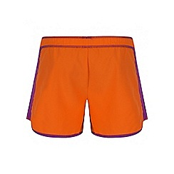 Regatta - Kids Orange Limber quick drying short