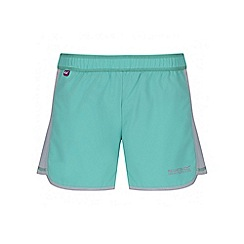 Regatta - Kids Green Limber quick drying short