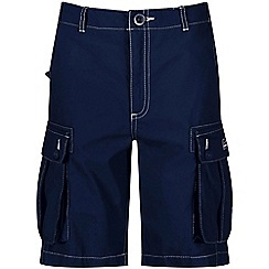 Regatta - Blue 'Shorefire' kids shorts