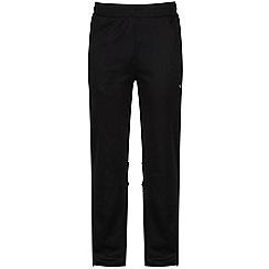 Regatta - Black 'Fredstar' kids trouser