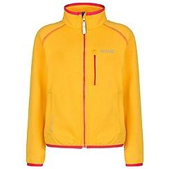Regatta - Kids Orange Limit softshell jacket