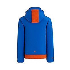 Regatta - Mixed 'Astrox' kids softshell hooded jacket