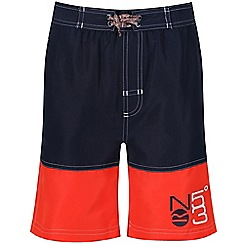 Regatta - Blue 'Shaul' kids swim shorts