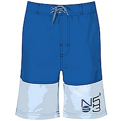 Regatta - Blue 'Shaul' kids swim shorts