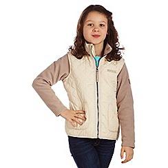 Regatta - Kids Vanilla/barley kekata jacket