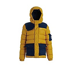Regatta - Mixed 'Larimar' boys quilted hooded jacket