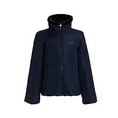Regatta - Blue 'Wren hill' girls quilted jacket