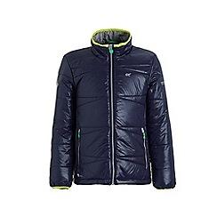 Regatta - Blue 'Icebound' kids quilted jacket