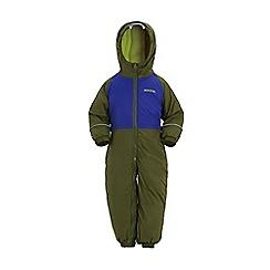 Regatta - Mixed 'Mud play' kids waterproof suit