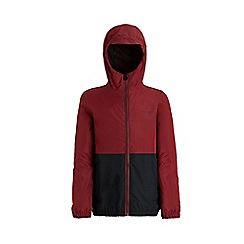 Regatta - Red 'Akiro' boys waterproof jacket