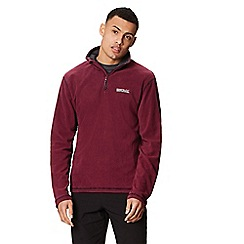 Regatta - Purple 'Thompson' fleece