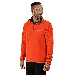 Regatta - Orange 'Thompson' fleece