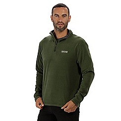 Regatta - Green 'Thompson' fleece