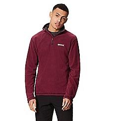 Regatta - Purple 'Thompson' fleece