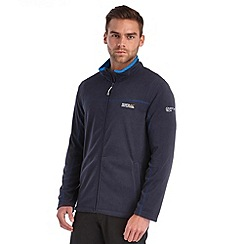 Regatta - Navy/blue fairview fleece