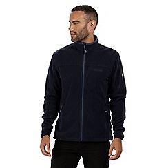 Regatta - Blue 'Stanton' full zip fleece