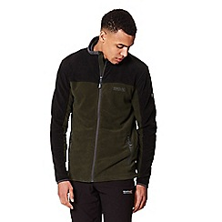 Regatta - Green 'Stanton' full zip fleece