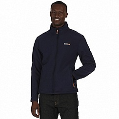Regatta - Navy hedman fleece