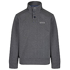 Regatta - Grey 'Lucan' fleece sweater