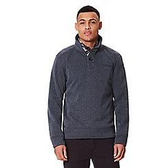 Regatta - Blue 'Lucan' fleece sweater