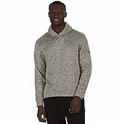 Regatta - Grey 'Treyton' fleece