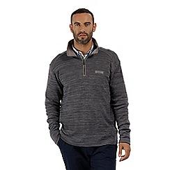 Regatta - Grey 'Tayson' sweater fleece