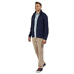 Regatta - Blue 'Ultar' full zip fleece