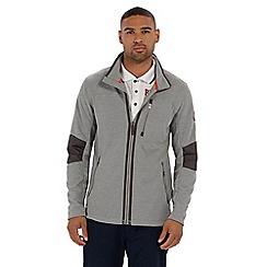 Regatta - Grey 'Caedin' full zip fleece