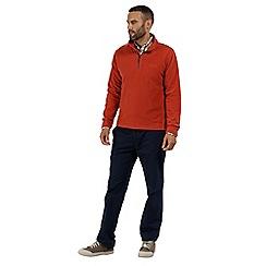 Regatta - Orange 'Elgon' sweater fleece