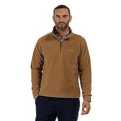 Regatta - Brown 'Elgon' sweater fleece