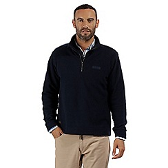 Regatta - Blue 'Elgon' sweater fleece