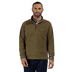 Regatta - Green 'Elgon' sweater fleece