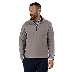 Regatta - Grey 'Elgon' sweater fleece