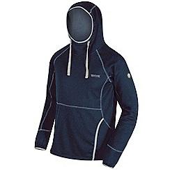 Regatta - Blue 'Montem' fleece hoody