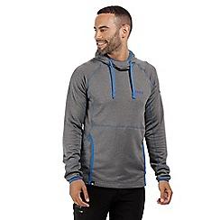 Regatta - Grey 'Montem' fleece hoody