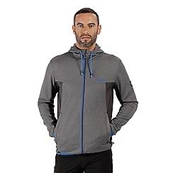 Regatta - Grey 'Tarnis' fleece hoody