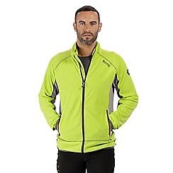 Regatta - Green 'Ashton' fleece