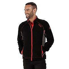 Regatta - Black 'Ashton' fleece