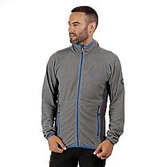 Regatta - Grey 'Mons' full zip fleece
