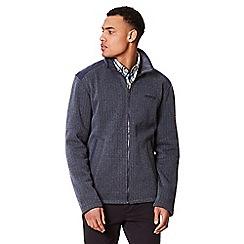 Regatta - Blue 'Garvey' fleece sweater